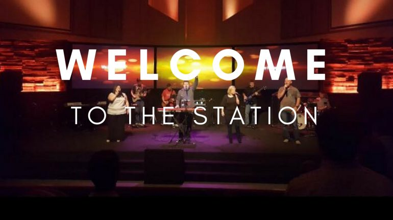 WELCOME TO THE STATION